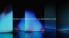 From Whom All Blessings Flow (Doxology) [Lyrics]